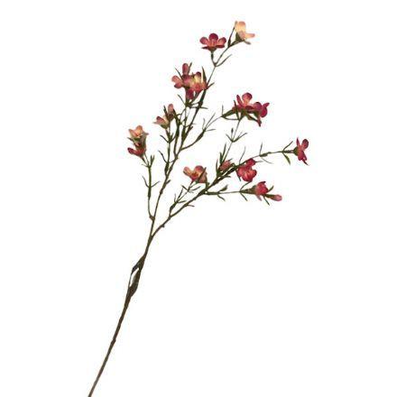 salg af Pink voksblomst, 52 cm. - kunstige blomster
