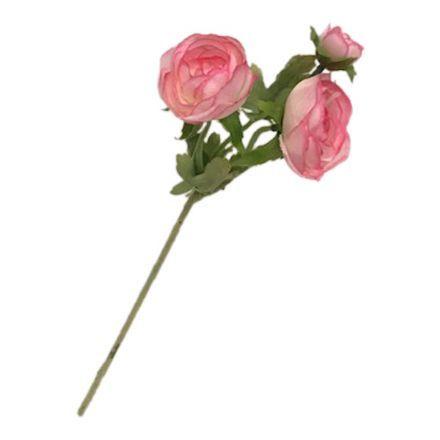 salg af Lyserød ranunkel, 30 cm. - kunstige blomster
