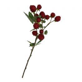 salg af Rød bærgren, 35 cm. - kunstige blomster