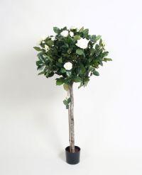 salg af Rosentræ opstammet, hvid -140 cm. - kunstige træ