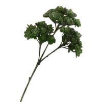 salg af Sedum, grøn - 35 cm. - kunstige blomster
