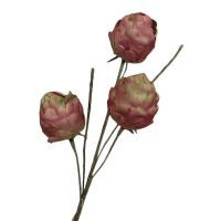 salg af Skumblomst, rosa - 70 cm. - kunstige blomster