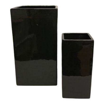 salg af Sort skjuler - blank - 18*31 cm.