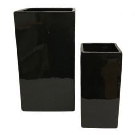 salg af Sort skjuler, blank - 11*22 cm.