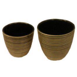 salg af Sort skjuler med brune striber.