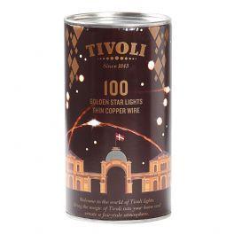 salg af Tivoli lyskæder, kobber - 10 m.