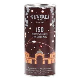 salg af Tivoli lyskæde, sølv - 15 m.