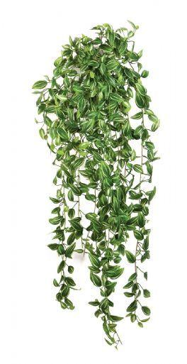 salg af Tradescantia hængebusk, 85 cm. - kunstige hængeplanter