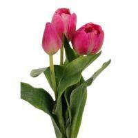 salg af Pink Tulipan, 36 cm - kunstige blomster