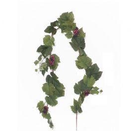 salg af Vinranke 180 cm bordeaux druer