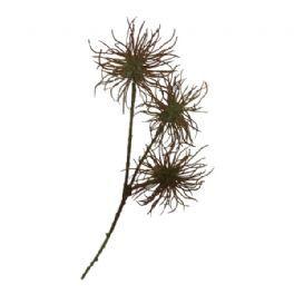 salg af Xantium, brun - 47 cm. - kunstig blomst
