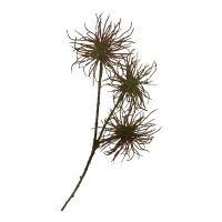 salg af Xantium, brun - 47 cm. - kunstige blomster